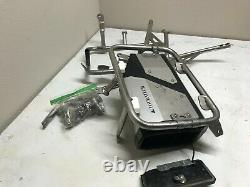 BMW R1200GS Adventure Aluminum Case Holder Mounting System With Touratech Storage