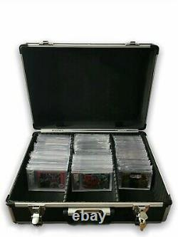 Certified Graded Cards One 1 Touch Mag Holder Storage Case Psa Bgs Mtg Lock B