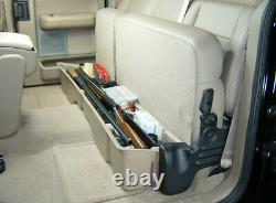 DU-HA 20006 Underseat Storage for 04-08 Ford F-150 Supercab & SuperCrew Tan