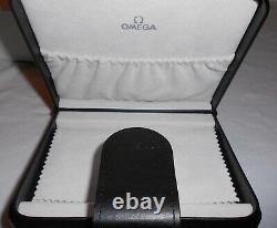 Genuine Omega Watch Empty Storage Case Box Outer Box With Authenticity Card Holder