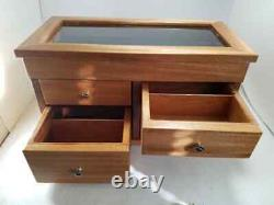 Grade Coin Storage Box Coin slabs Capsules large coin collector display case