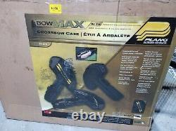 Plano Bow Max Crossbow Case Cross Box Holder Storage Black Archery Bow withtags