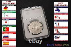Wholesale 100 x New Coin Slabs Holder Storage Case (39 Size) Mix your Sz
